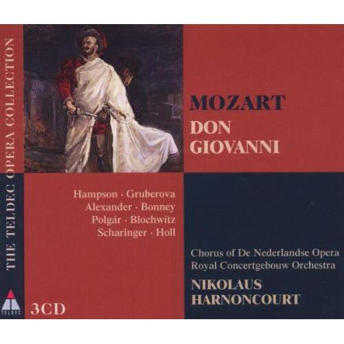 Thomas Hampson - Don Giovanni (Ga) - Preis vom 14.04.2021 04:53:30 h