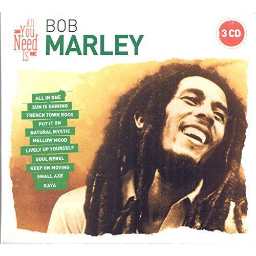 Bob Marley - All You Need Is: Bob Marley - Preis vom 18.04.2021 04:52:10 h