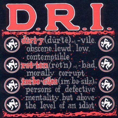 D.R.I. - Definition - Preis vom 22.02.2021 05:57:04 h