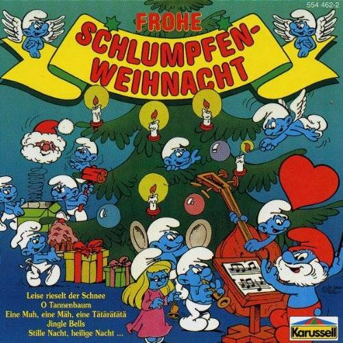 die Schlümpfe - Frohe Schlumpfen Weihnacht - Preis vom 06.09.2020 04:54:28 h