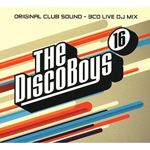 The Disco Boys - The Disco Boys Vol.16 - Preis vom 19.10.2020 04:51:53 h
