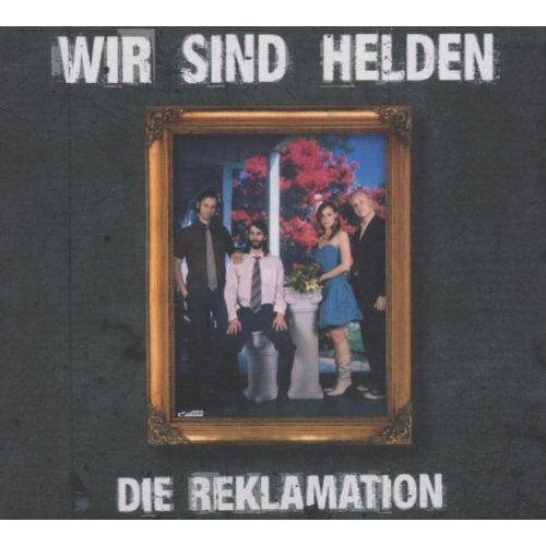 Wir Sind Helden - Die Reklamation [DIGIPACK] - Preis vom 20.10.2020 04:55:35 h