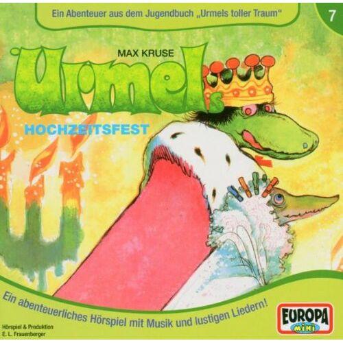 Urmel - 07/Urmels Hochzeitsfest - Preis vom 12.08.2019 05:56:53 h