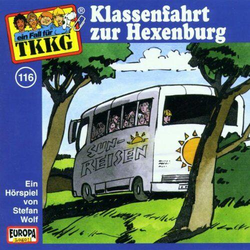 Tkkg 116 - Ein Fall fuer TKKG - Folge 116: Klassenfahrt zur Hexenburg - Preis vom 09.05.2021 04:52:39 h