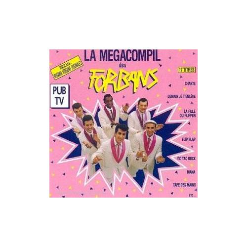 Les Forbans - Megacompil - Preis vom 06.03.2021 05:55:44 h