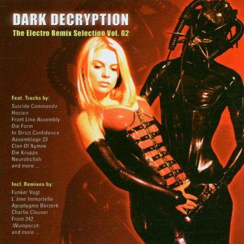 Various - Dark Decryption 2-the Electr - Preis vom 28.02.2021 06:03:40 h