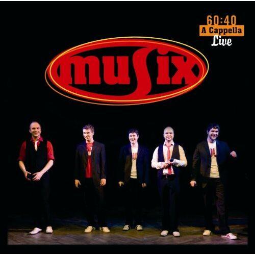 Musix - Sechzigvierzig - Preis vom 09.04.2021 04:50:04 h