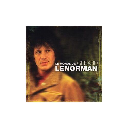 Gerard Lenorman - Le Monde de Gerard Lenorman - Preis vom 05.09.2020 04:49:05 h