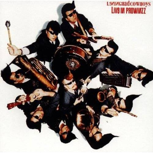 Leningrad Cowboys - Live in Prowinzz - Preis vom 28.02.2021 06:03:40 h
