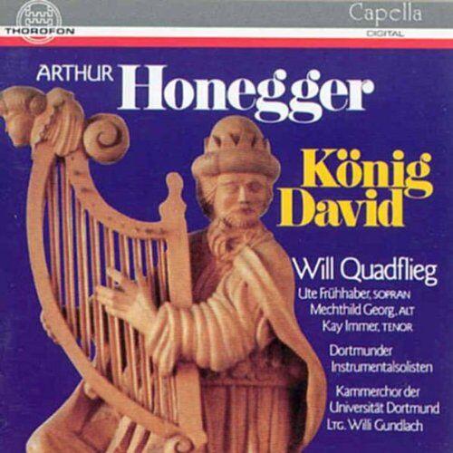 Willi Gundlach - König David - Preis vom 21.10.2020 04:49:09 h