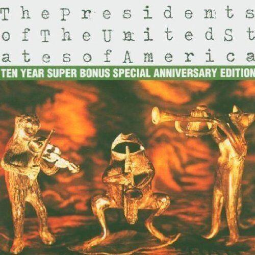 The Presidents of the U.S.a. - Preis vom 03.12.2020 05:57:36 h