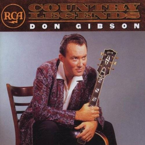 Gibson RCA Country Legends: Don Gibson - Preis vom 25.01.2021 05:57:21 h