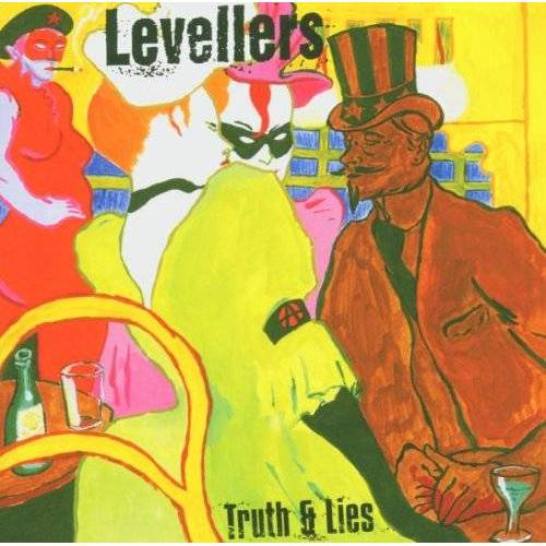 Levellers - Truth & Lies - Preis vom 06.09.2020 04:54:28 h