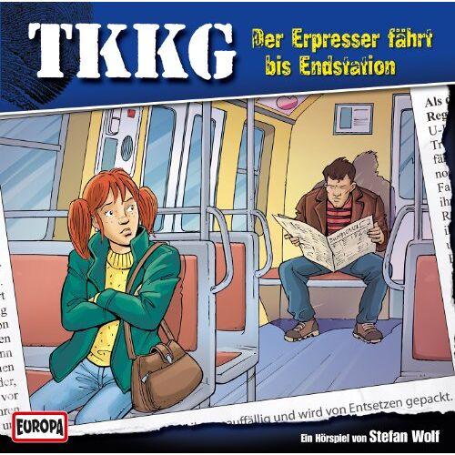 Tkkg 129 - Ein Fall fuer TKKG - Folge 129: Der Erpresser faehrt bis Endstation - Preis vom 24.05.2020 05:02:09 h