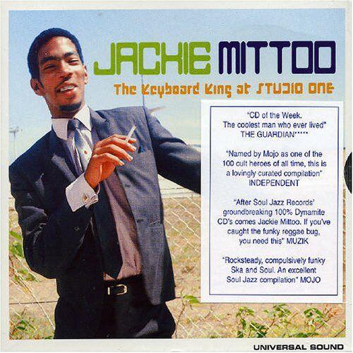 Jackie Mittoo - The Keyboard King at Studio on - Preis vom 19.10.2020 04:51:53 h
