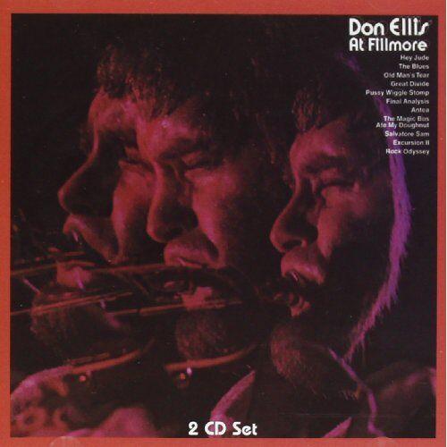Don Ellis - Don Ellis at Fillmore - Preis vom 20.10.2020 04:55:35 h