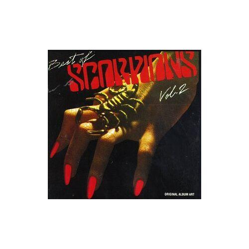 Scorpions - Scorpions:Best Of Vol. 2 - Preis vom 12.04.2021 04:50:28 h