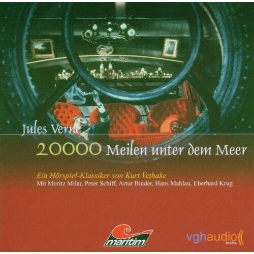 Jules Verne - Jules Verne-20.000 Meilen Unte - Preis vom 20.10.2020 04:55:35 h