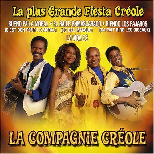 La Compagnie Creole - La Plus Grande Fiesta Creole - Preis vom 18.04.2021 04:52:10 h