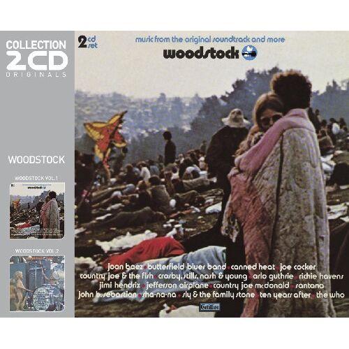 Ost - Woodstock Vol.1/Woodstock Vol.2 - Preis vom 05.09.2020 04:49:05 h