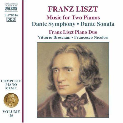 Franz Liszt Klavierduo - Musik für Zwei Klaviere - Preis vom 06.05.2021 04:54:26 h
