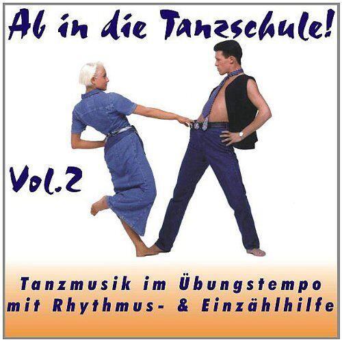 Hallen, Klaus Tanzorchester - Ab in die Tanzschule! Vol.2 - Preis vom 21.04.2021 04:48:01 h