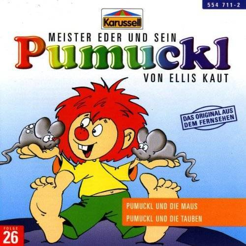 Pumuckl - 26:Pumuckl und die Maus/Pumuckl und die Tauben - Preis vom 14.01.2021 05:56:14 h