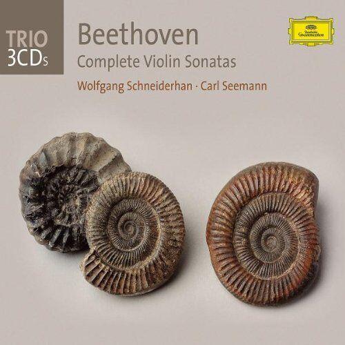 Wolfgang Schneiderhahn - Violinsonaten 1-10 (Ga) - Preis vom 05.09.2020 04:49:05 h