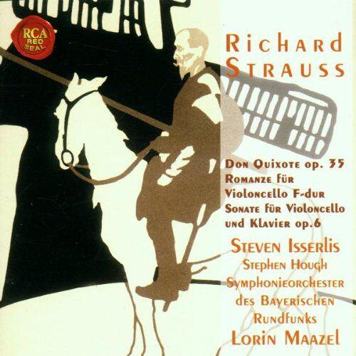 Steven Isserlis - Don Quichote - Preis vom 25.02.2021 06:08:03 h