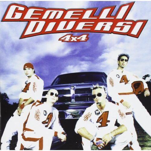 Gemelli Diversi - 4 X 4 - Preis vom 16.05.2021 04:43:40 h