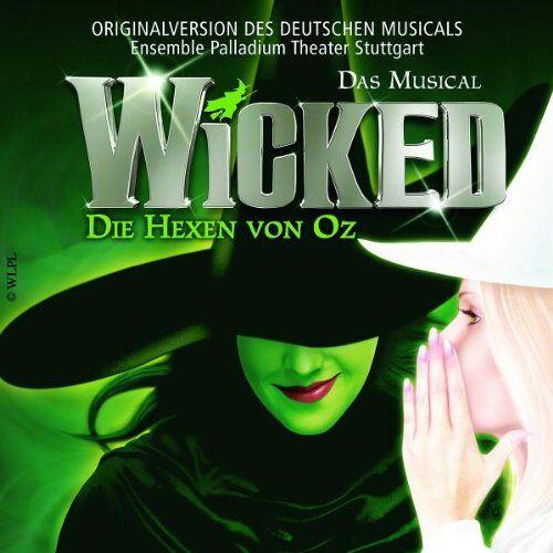 Lucy Scherer - Wicked - Die Hexen von Oz (Deutsche Version) - Preis vom 20.10.2020 04:55:35 h