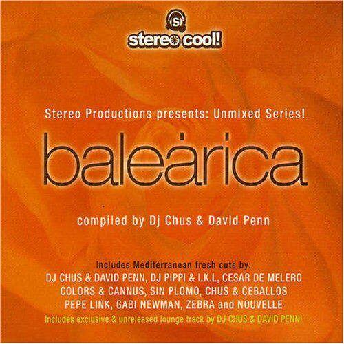 Balearica:Unmixed Series By DJ - Balearica - Preis vom 10.04.2021 04:53:14 h