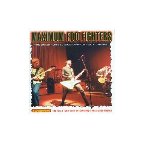 Foo Fighters - Maximum Foo Fighters - Preis vom 24.05.2020 05:02:09 h