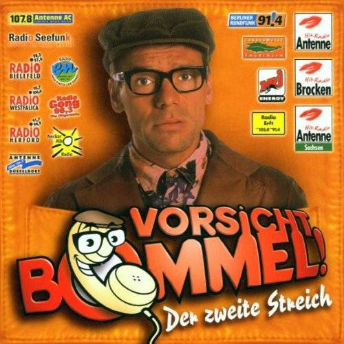 Edno Bommel - Vorsicht Bommel 2 - Preis vom 07.05.2021 04:52:30 h