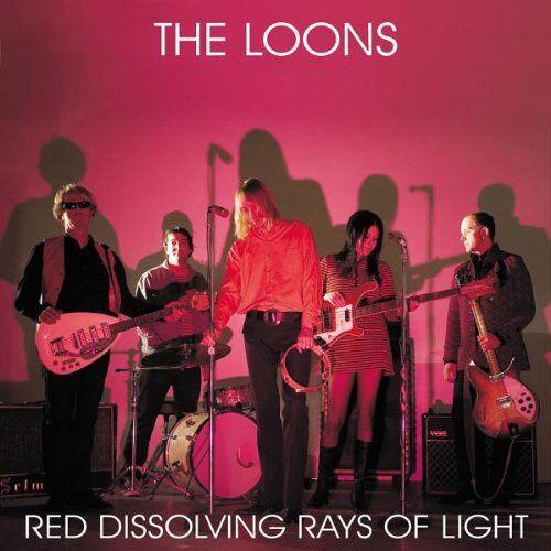 the Loons - Red Dissolving Rays of Light [Vinyl LP] - Preis vom 24.02.2021 06:00:20 h