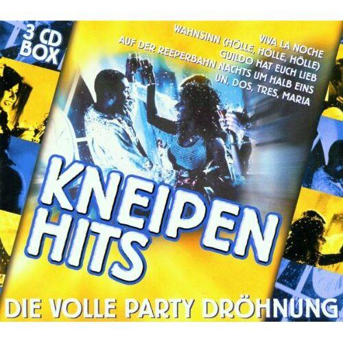 Various - Kneipen Hits - Preis vom 18.04.2021 04:52:10 h