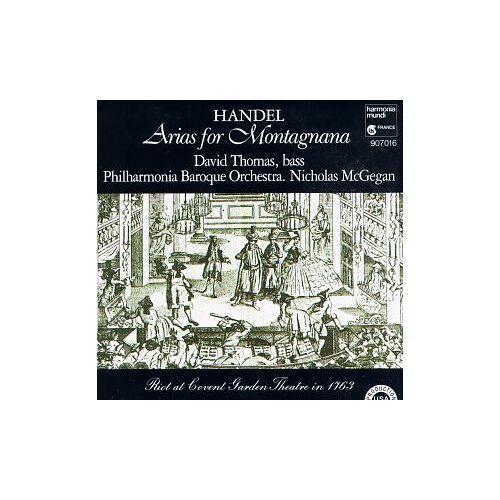 Mcgegan - Arias for Montagnana - Preis vom 15.04.2021 04:51:42 h
