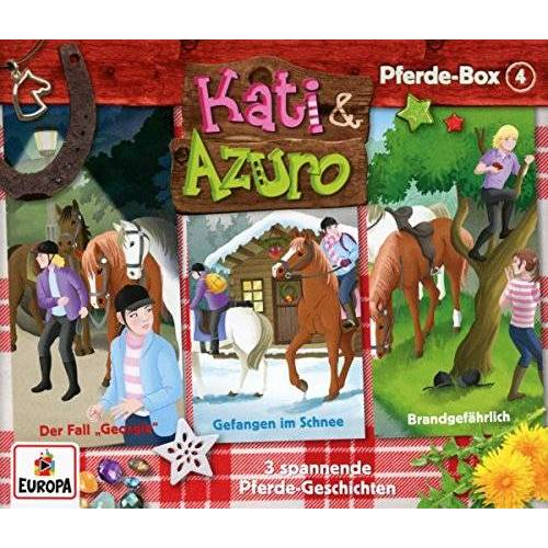 Kati & Azuro - 04/3er Box (Folgen10,11,12) - Preis vom 14.04.2021 04:53:30 h