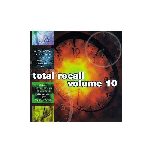 Total Recall - Vol.10-Total Recall - Preis vom 05.09.2020 04:49:05 h