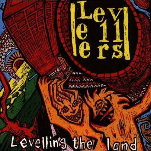 Levellers - Levelling the Land - Preis vom 07.05.2021 04:52:30 h