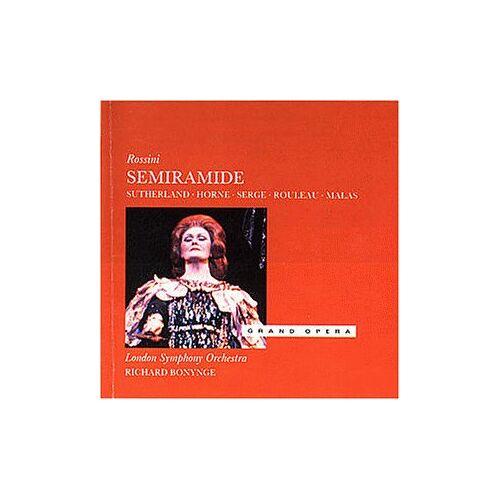 Sutherland - Rossini: Semiramide - Preis vom 17.04.2021 04:51:59 h