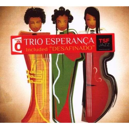 Trio Esperanca - De Bach a Jobim - Preis vom 14.01.2021 05:56:14 h