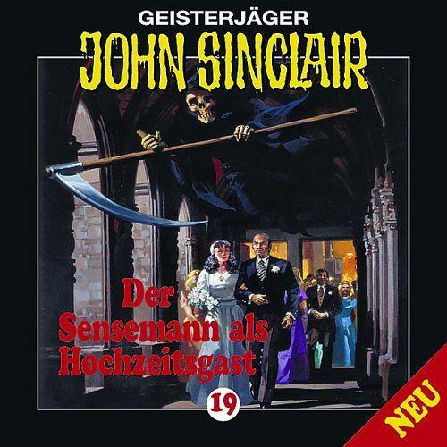 John Sinclair Folge 19 - Der Sensenmann Als Hochzeitsgast - Preis vom 21.04.2021 04:48:01 h