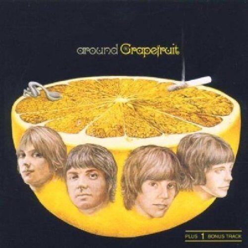 Grapefruit - Around Grapefruit - Preis vom 03.05.2021 04:57:00 h