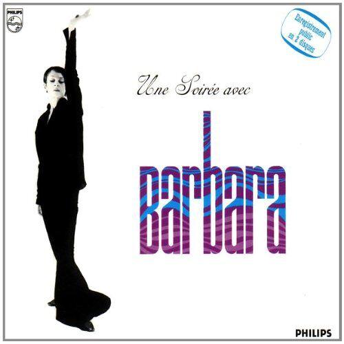 Barbara - Une Soiree Avec Barbara - Preis vom 22.04.2021 04:50:21 h