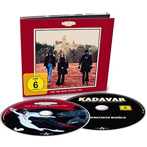 Kadavar - For the Dead Travel Fast - Preis vom 08.05.2021 04:52:27 h