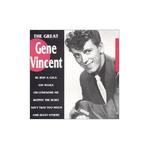 Vincent The Great Gene Vincent - Preis vom 07.09.2020 04:53:03 h