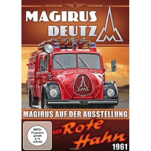 - Magirus Deutz - Der rote Hahn 1961 - Preis vom 18.04.2021 04:52:10 h