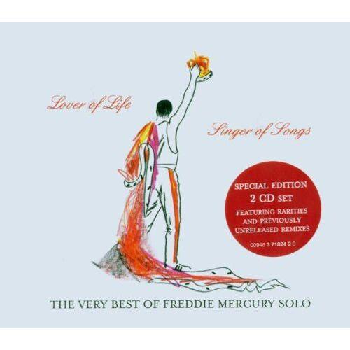 Mercury The Very Best of Freddie Mercury - Preis vom 05.05.2021 04:54:13 h