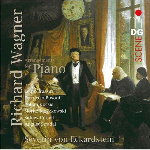 Severin Klavier-Paraphrasen Von Brassin/Busoni/Koscis/+ - Preis vom 20.10.2020 04:55:35 h